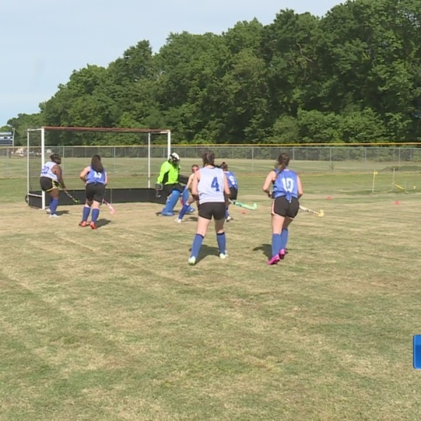 Children of Change: Field Hockey at Phoebus