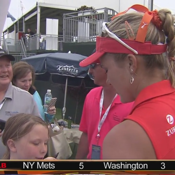 Kingsmill's LPGA week features more than top-level golf