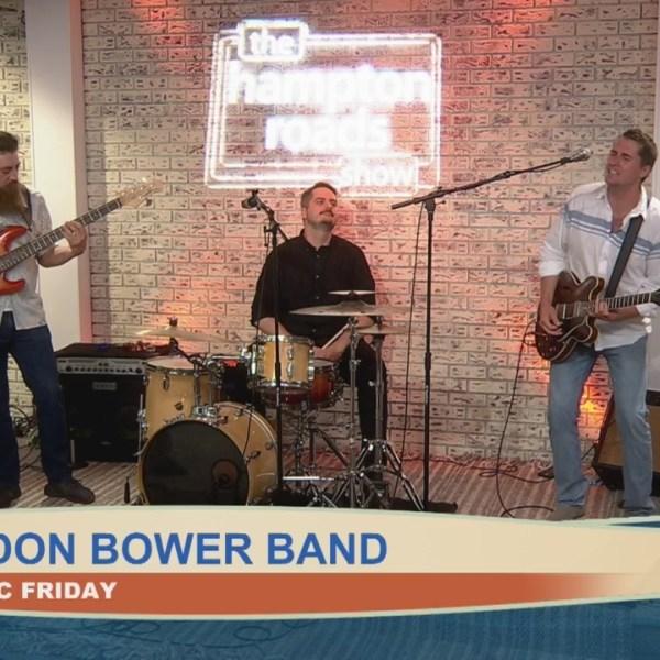 Live Music Friday: Brandon Bower Band