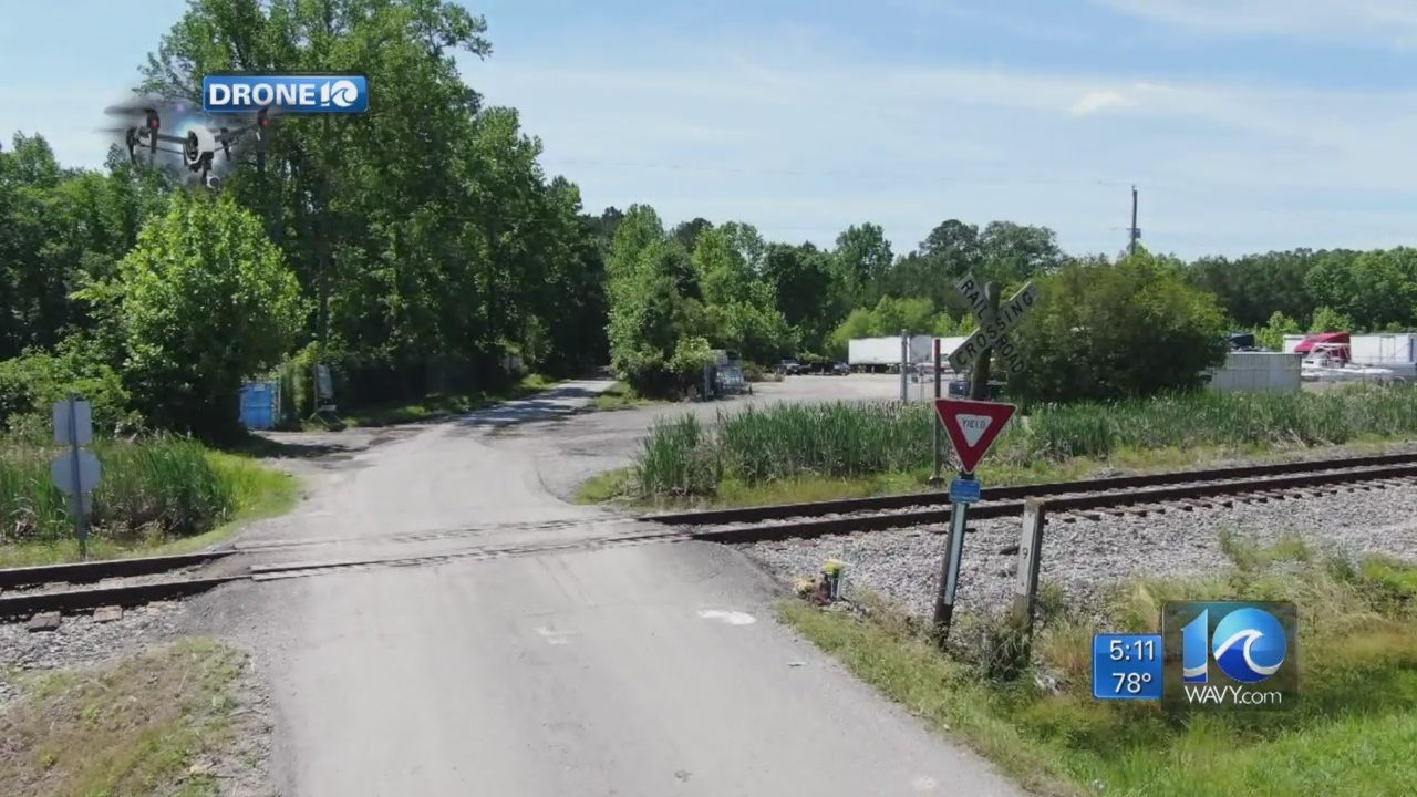Railroad crossing to be upgraded after woman died in Chesapeake