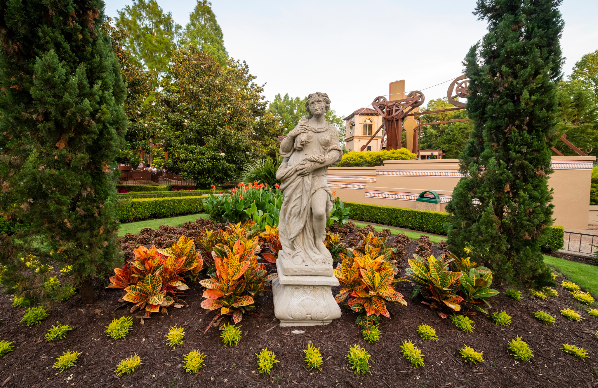 Busch Gardens Williamsburg Named Most Beautiful Park For 29th