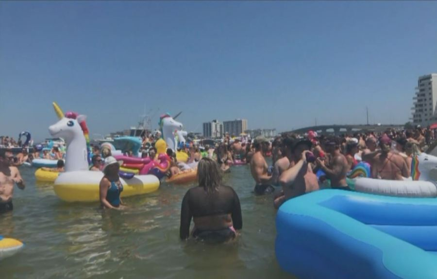 VBPD will be there to greet future 'Floatopia' participants, city manager says