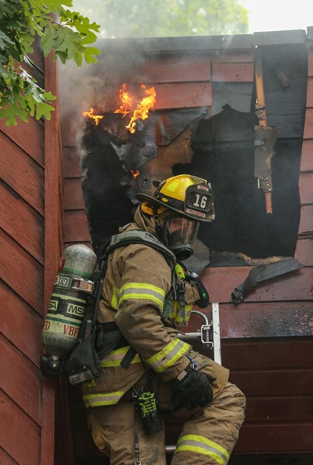 Fire in Holland Office Park damages five suites | WAVY com