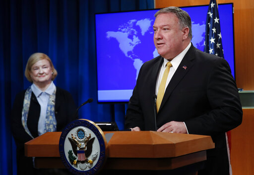 Mike Pompeo, Mary Ann Glendon