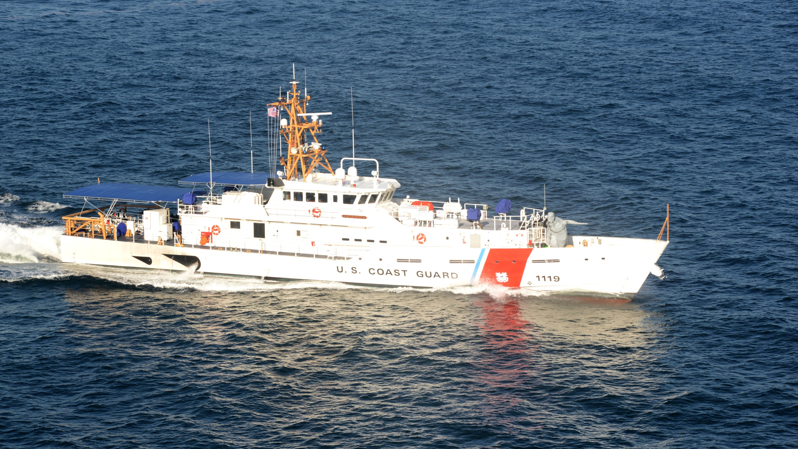 Coast Guard To Conduct Training With Blank Rounds Near Craney