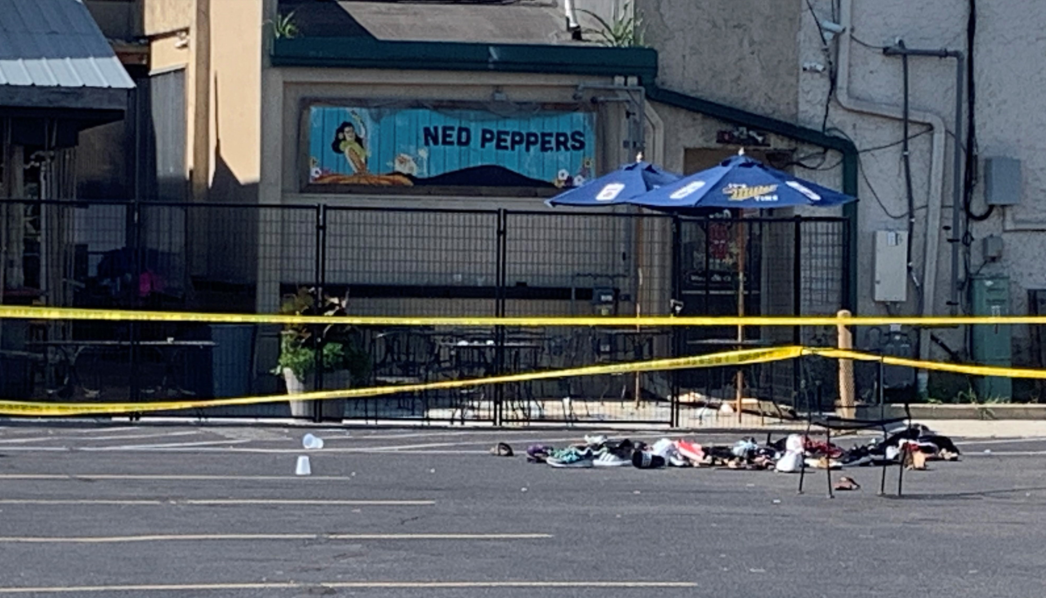 Police: Suspect, 9 others dead, 27 injured in Oregon