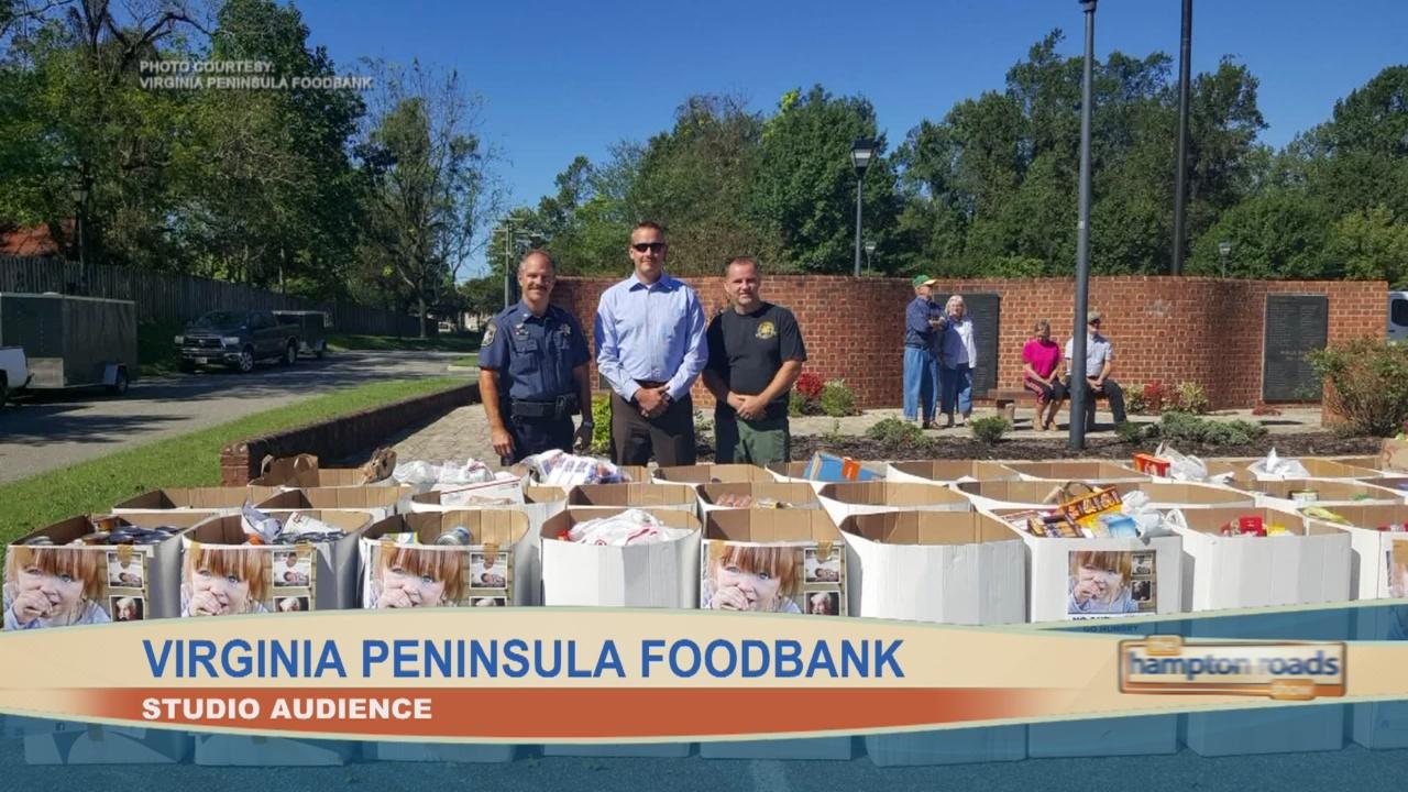 Audience: Virginia Peninsula Foodbank | WAVY com