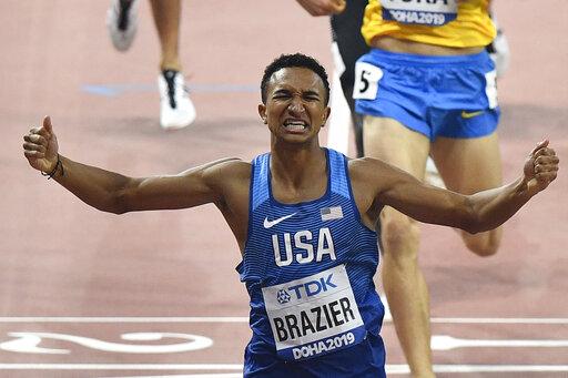 Donavan Brazier