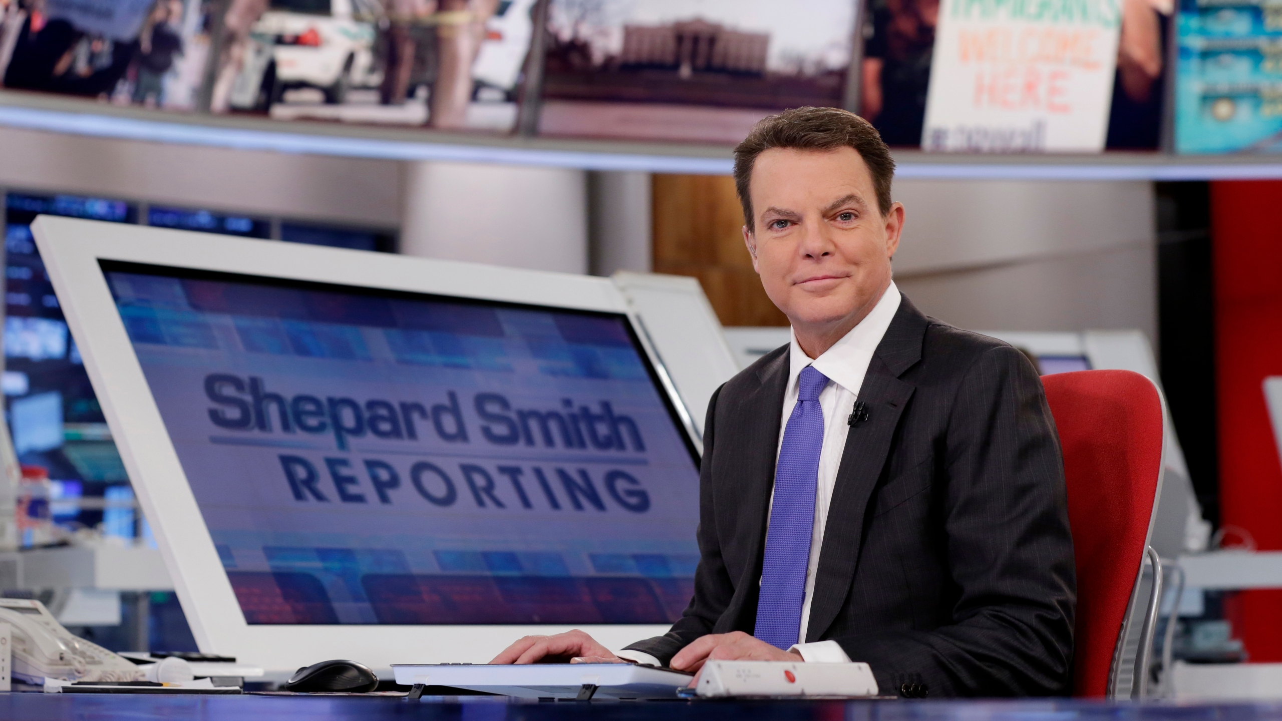 Shepard Smith Abruptly Quits Fox News Channel Wavycom