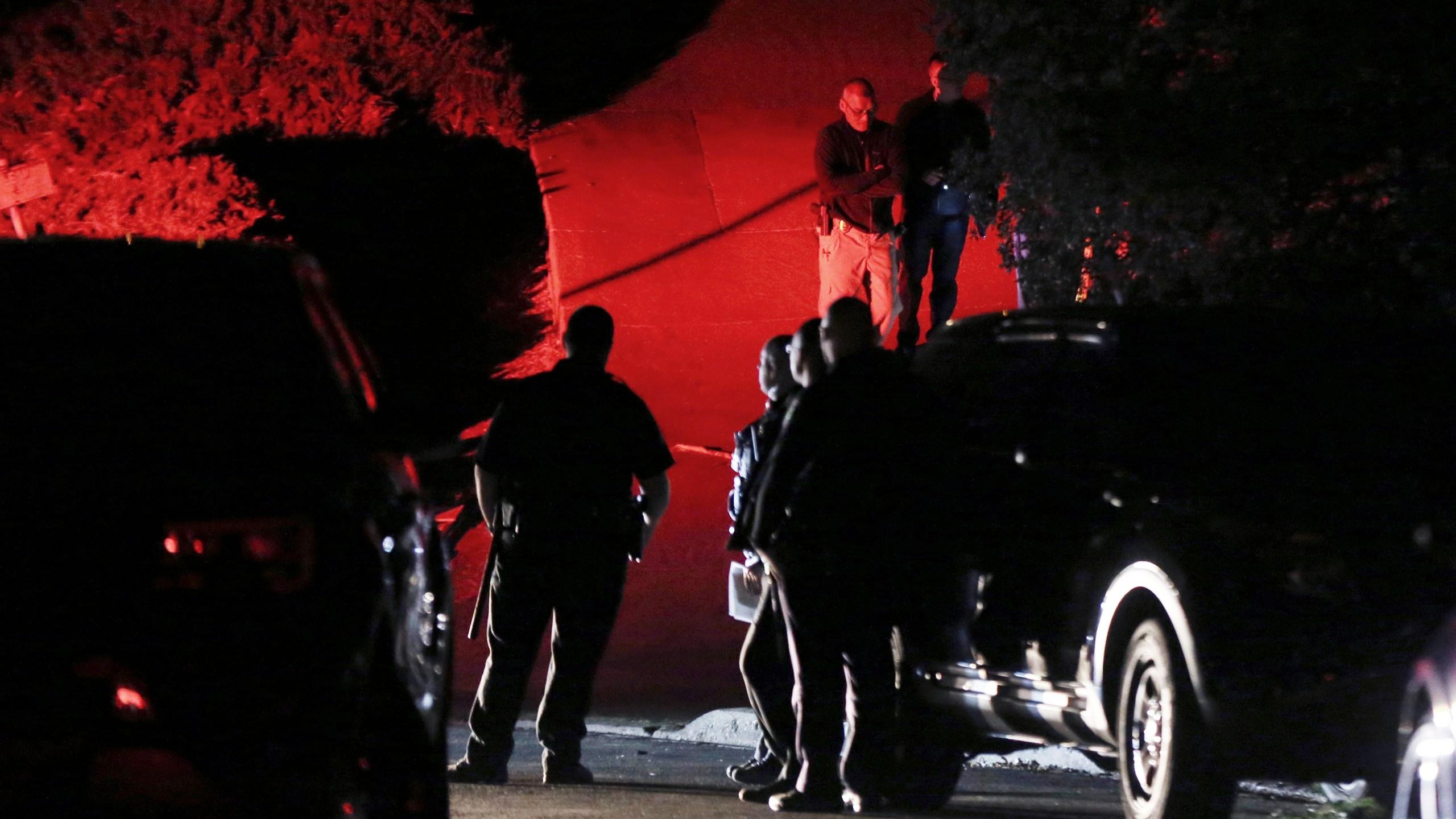 fatal multiple shooting