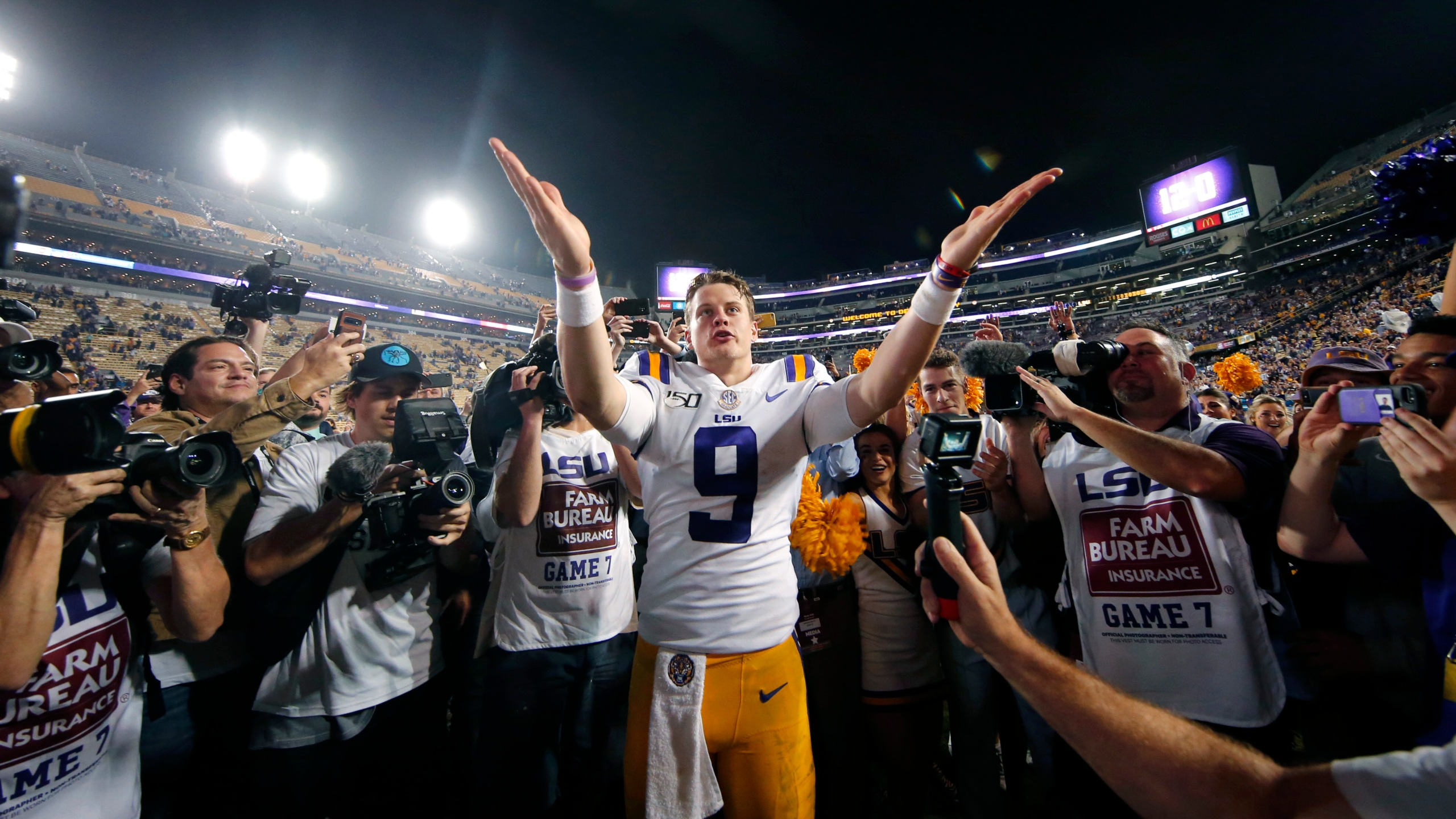 College Football Picks Searching For Upsets To Scramble Cfp