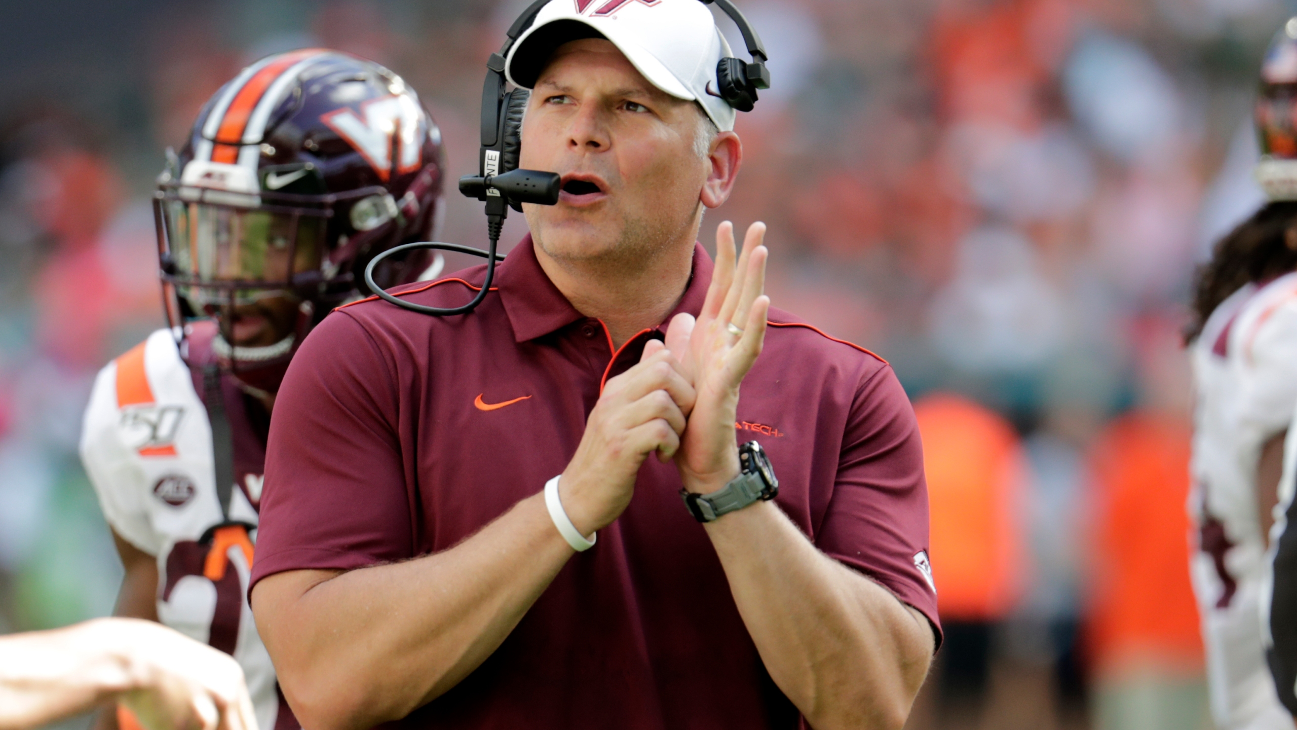 Report Baylor Targeting Justin Fuente As Next Football Coach Wavy Com