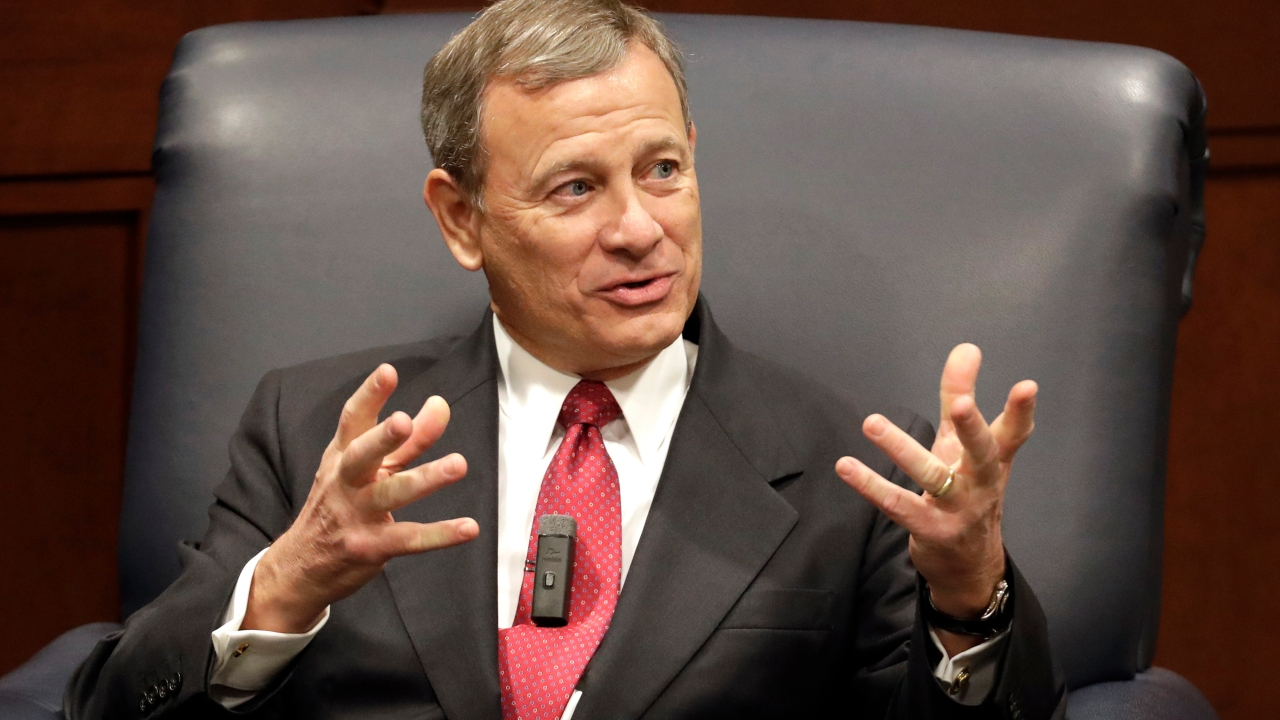 John Roberts Likely To Play Modest Role In Impeachment