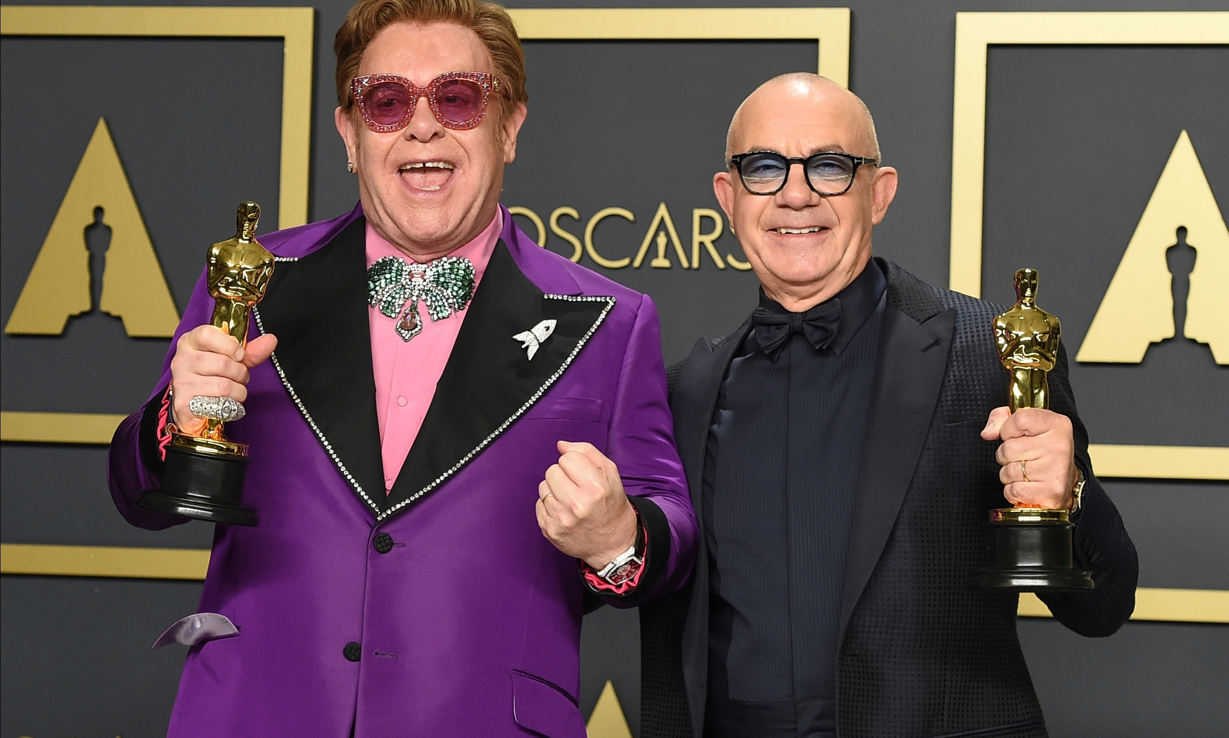 Elton John, Bernie Taupin