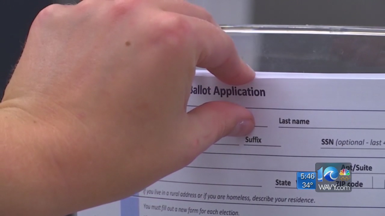 Bills aim to increase voter turnout in Virginia ahead of presidential election