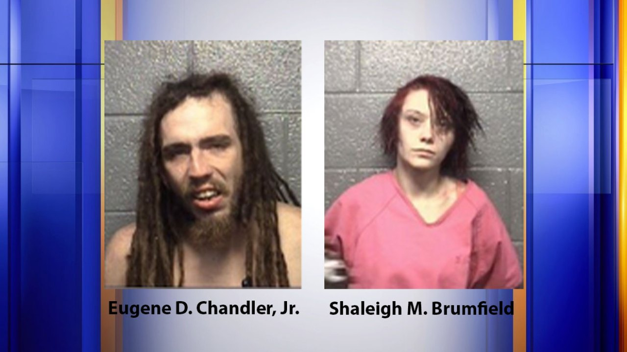 Virginia parents sentenced to 20 years after infant daughter dies of heroin, cocaine overdose
