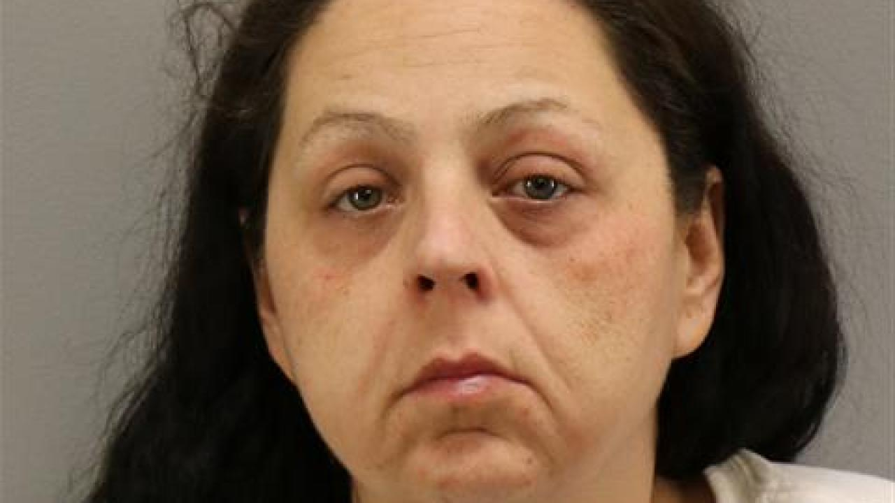 Police Arrest Woman After Suspicious Activity At Vb Red