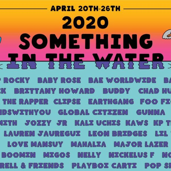 something in the water 2020 dates