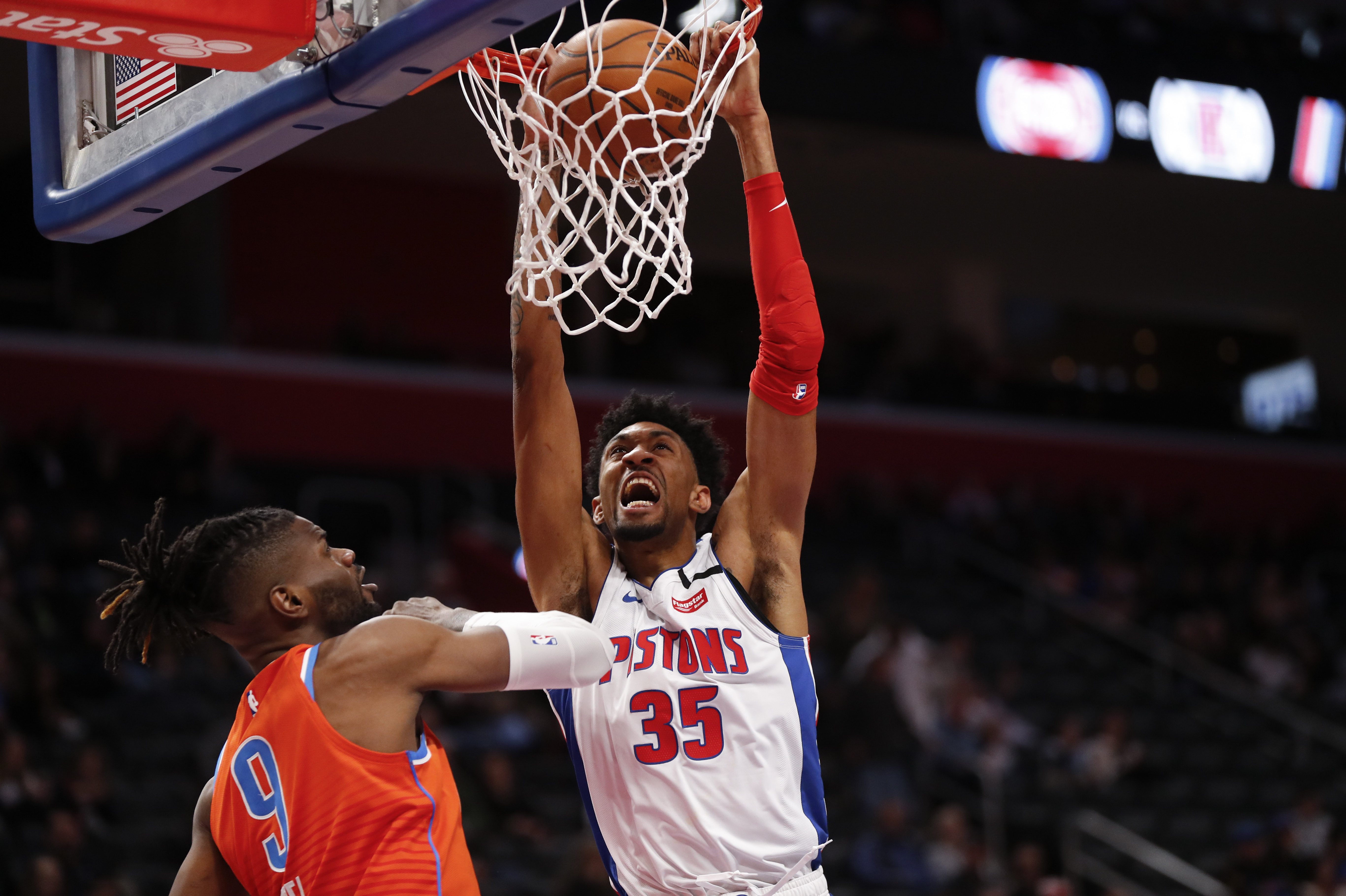 Ap Source Pistons Christian Wood Tests Positive For Virus Wavy Com