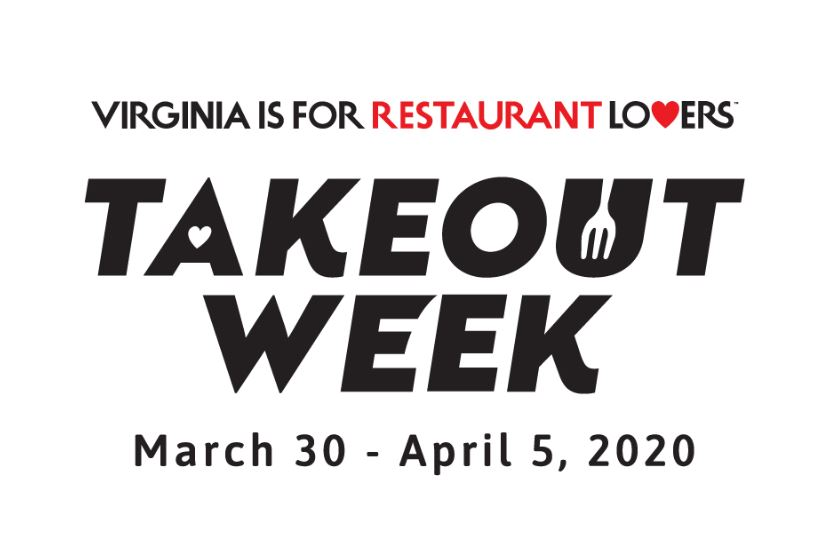 Virginia launches 'Restaurant Lovers Takeout Week' to