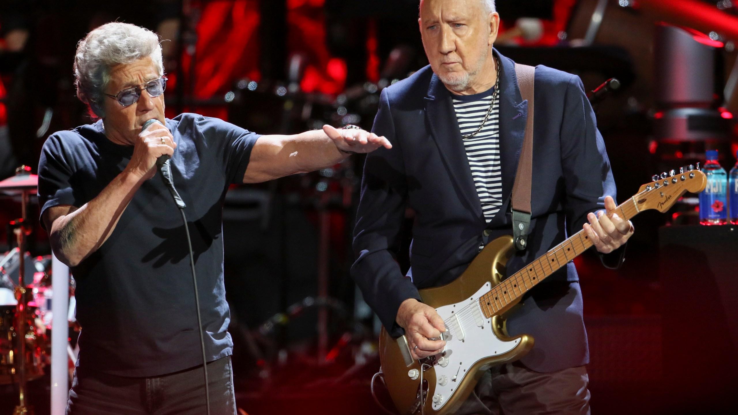 Roger Daltrey, Pete Townshend