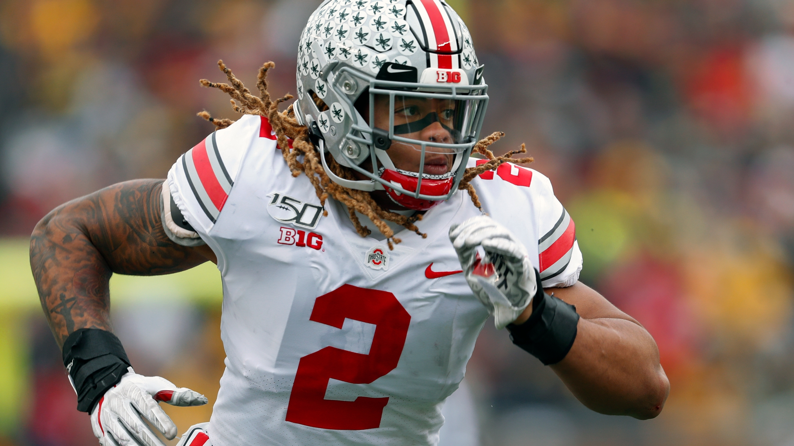 Redskins Weigh Drafting Chase Young Vs Trading No 2 Pick Wavy Com