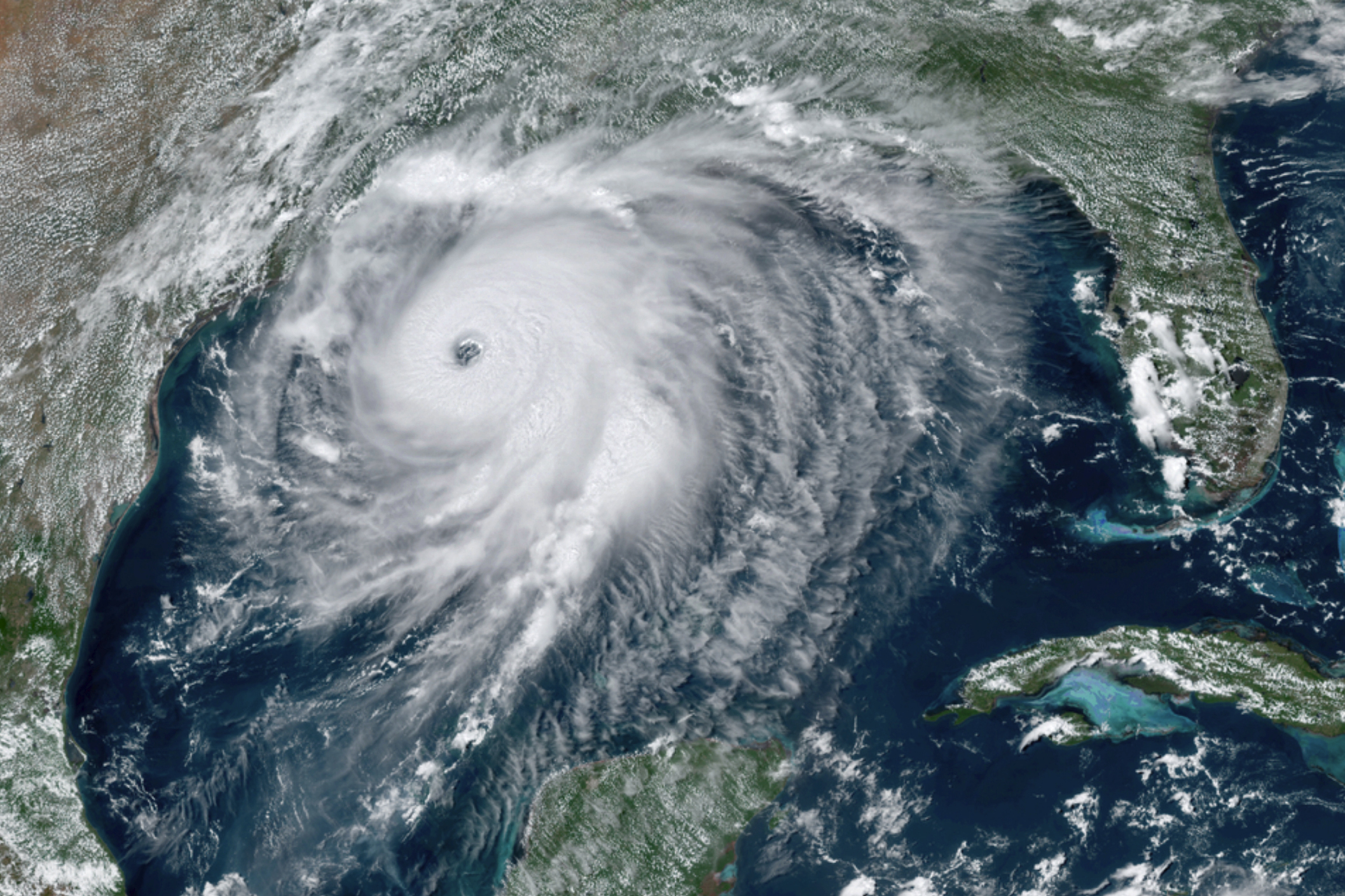 Hurricane Laura one of strongest storms to ever strike Louisiana | WAVY.com