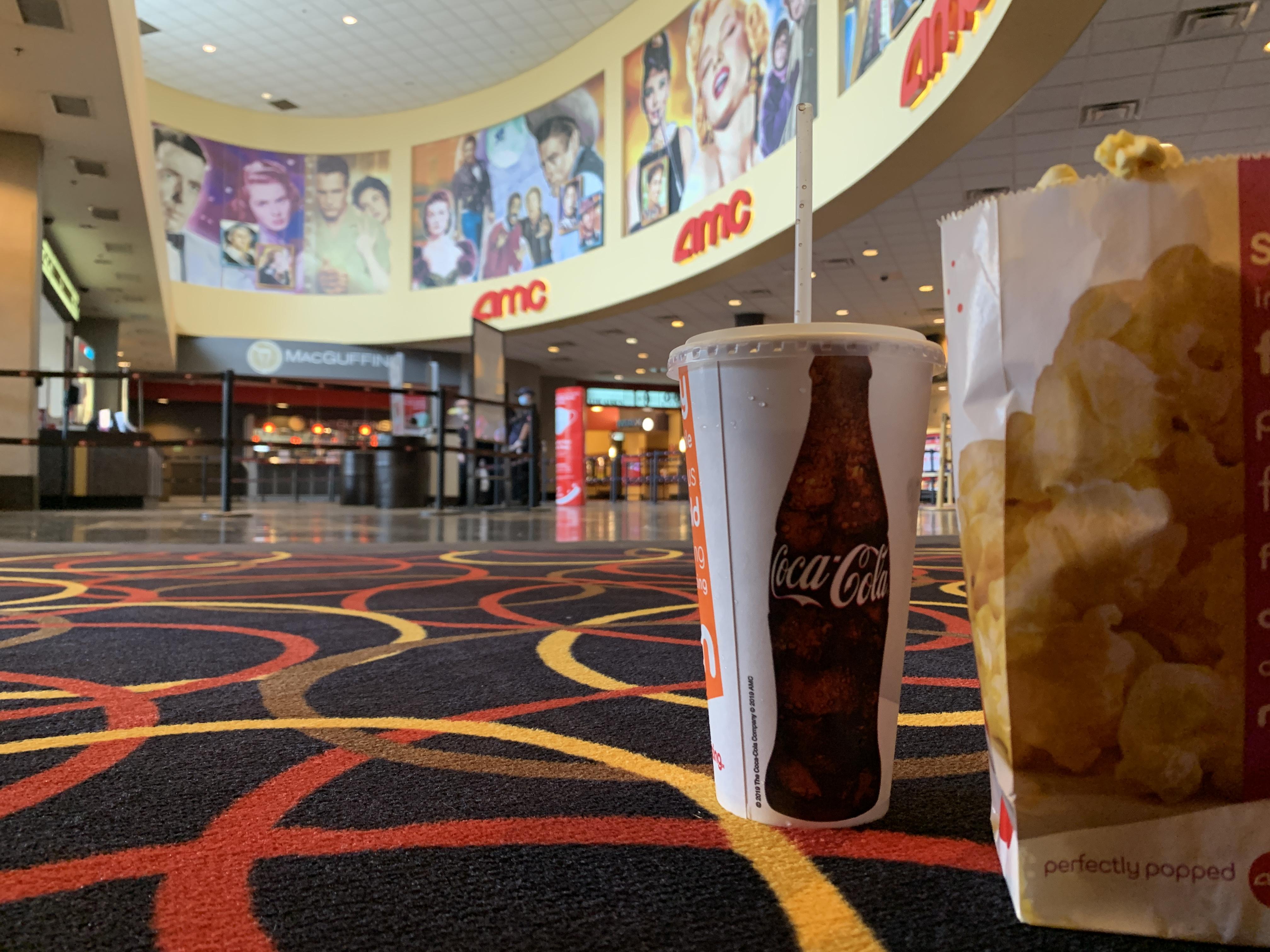 Halloween 2020 Pint Glass Amc Moviegoers head back to theaters following monthslong coronavirus