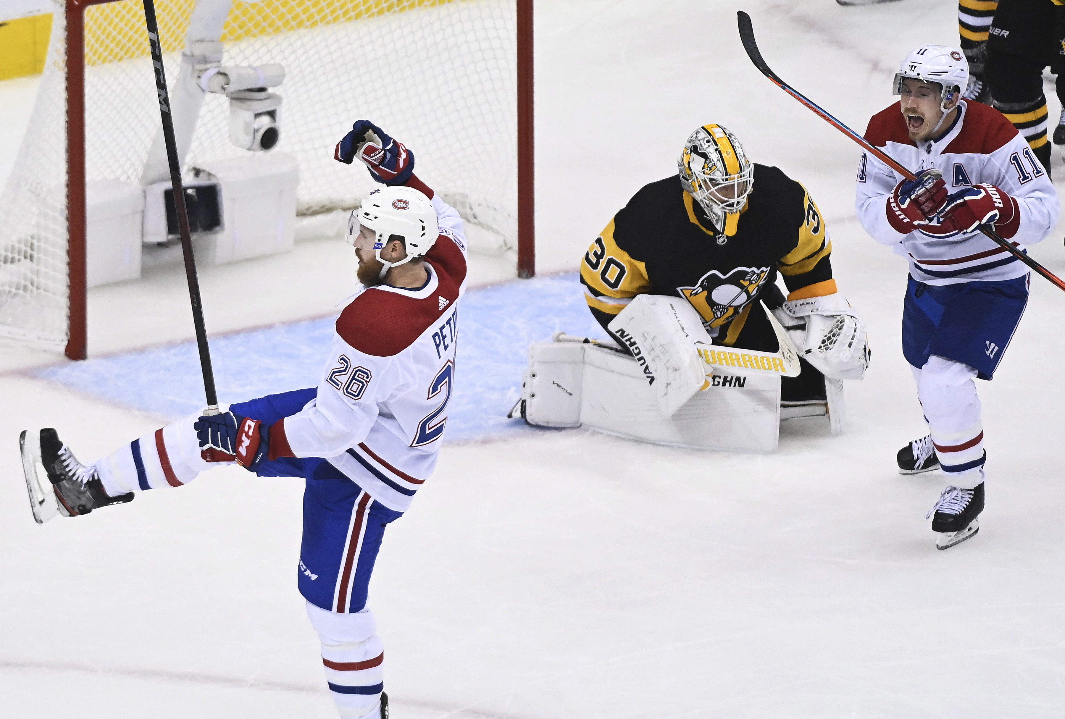 Jeff Petry Lifts Canadiens Past Penguins In Ot In Game 1 Wavy Com