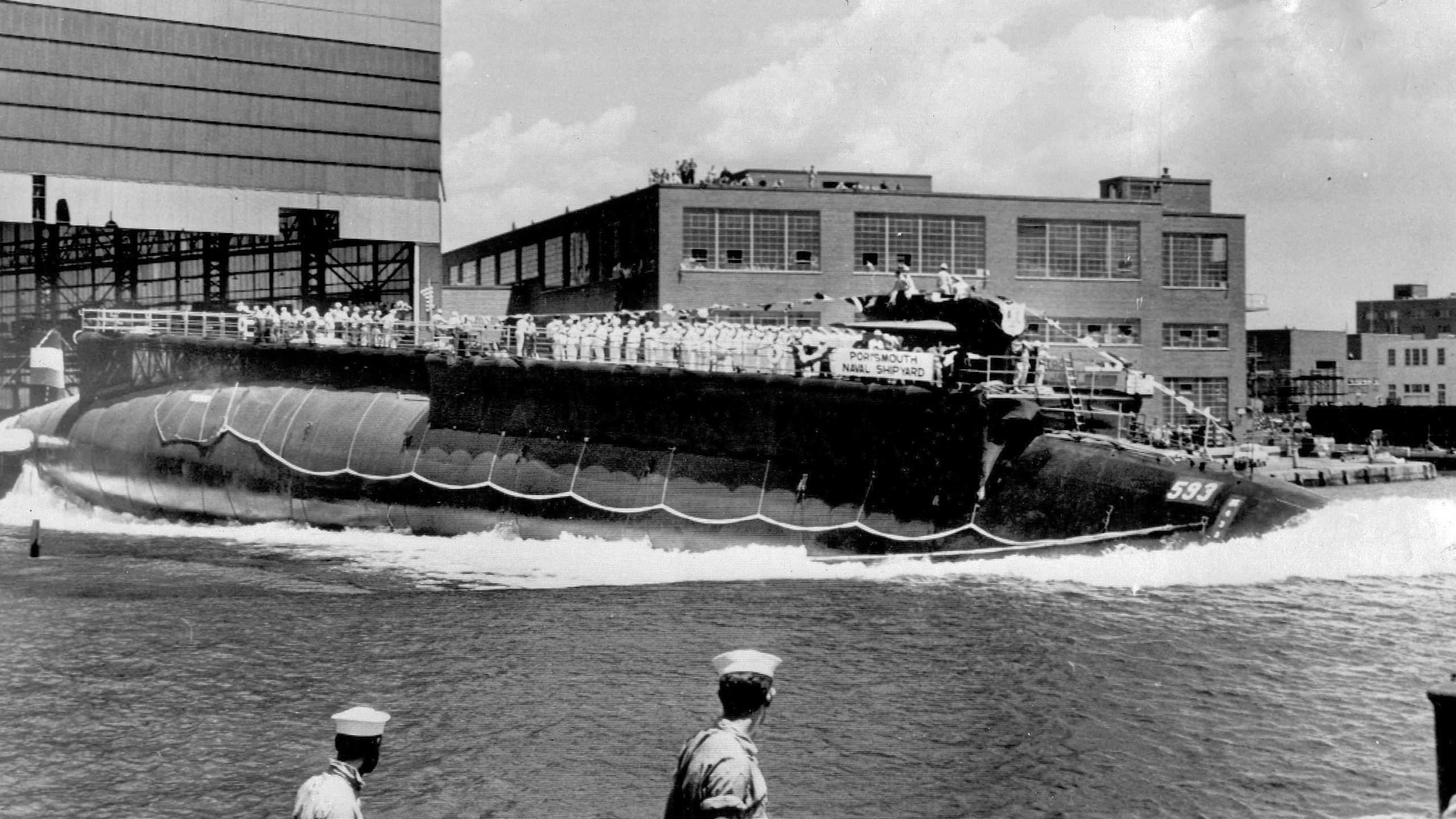 Massachusetts Halloween 2020 Incident Navy releases documents on USS Thresher incident, deadliest