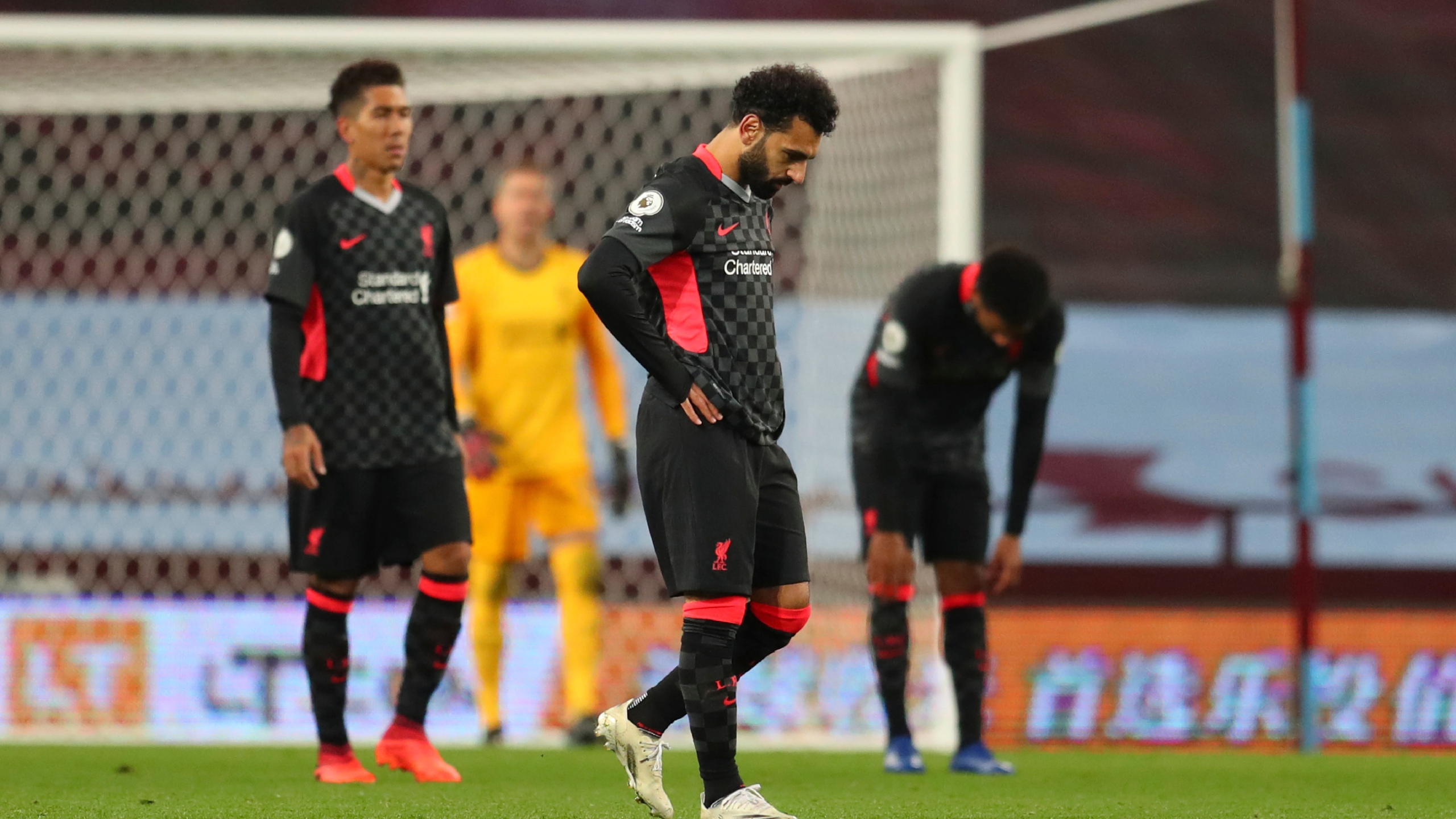 Aston Villa Vs Liverpool Score : Aston Villa 1 2 Liverpool ...