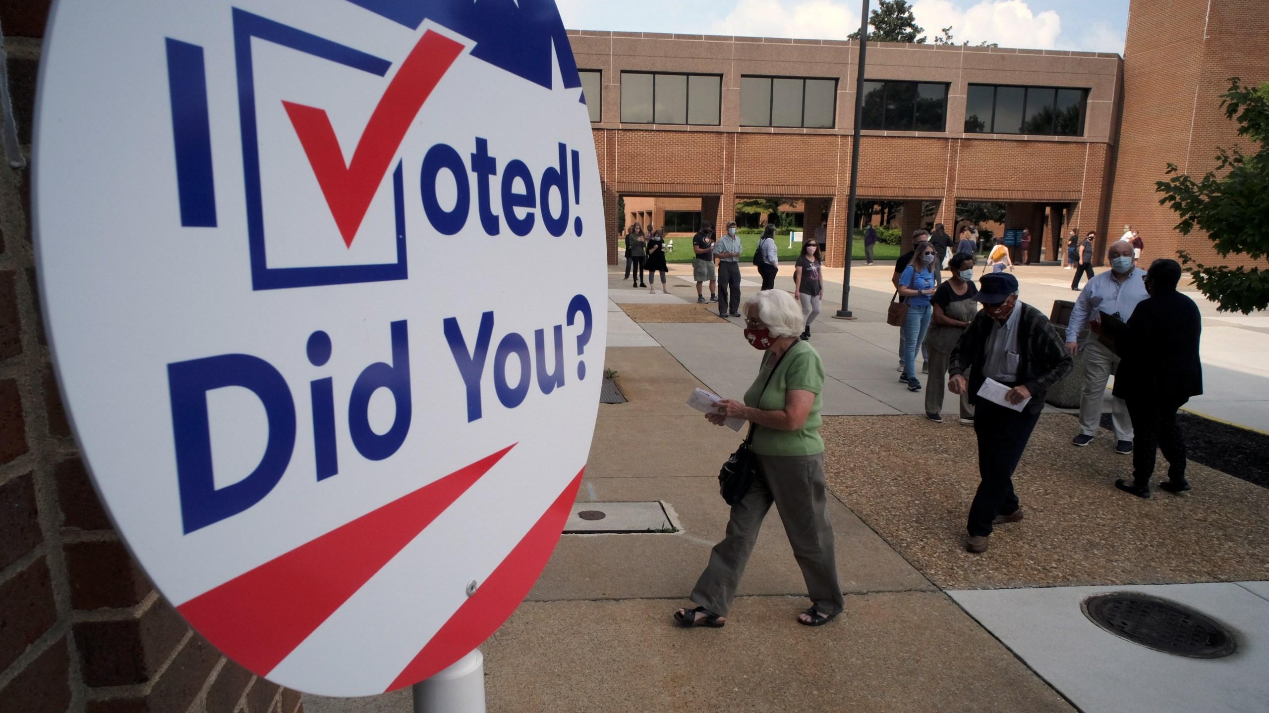 Virginia Department Of Elections Addresses Viral Social Media Post Wavy Com