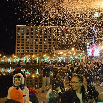 2020 Christmas Event City Center Newport News Celebrate the holiday season in Newport News | WAVY.com