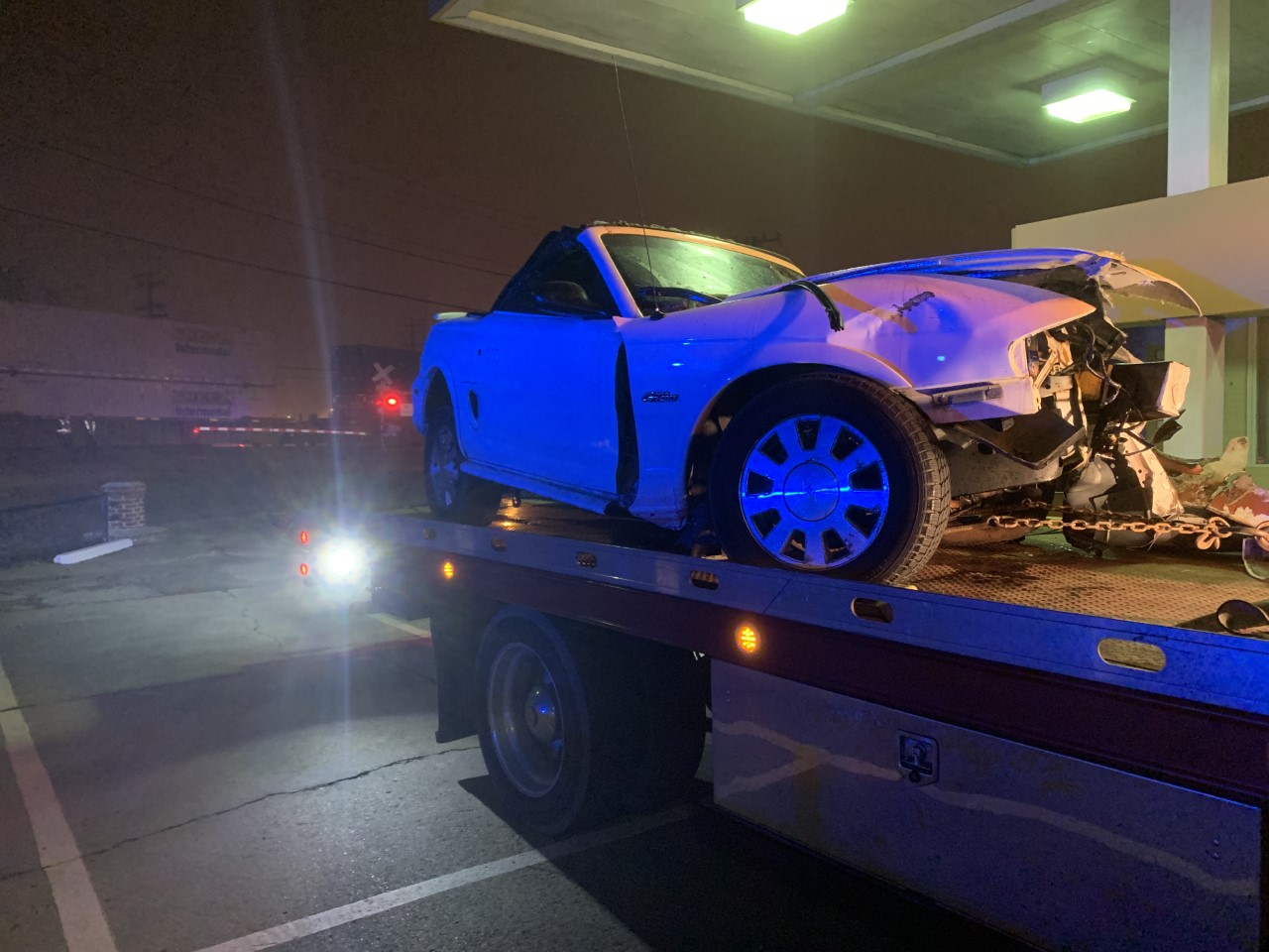 Norfolk Southern train hits vehicle in Downtown Suffolk ...