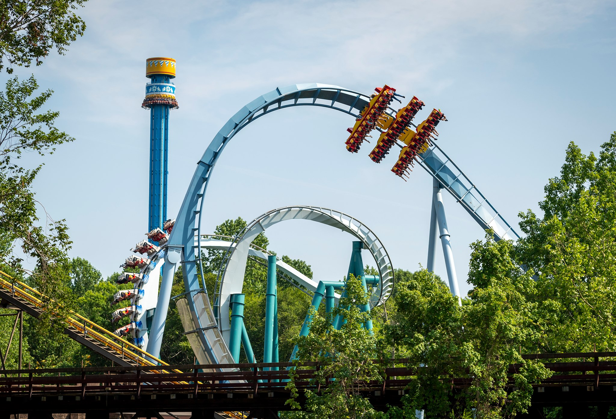 Busch Gardens Williamsburg 2022 Calendar.Busch Gardens To Open All Year Long With Limited Capacity Special Events Wavy Com
