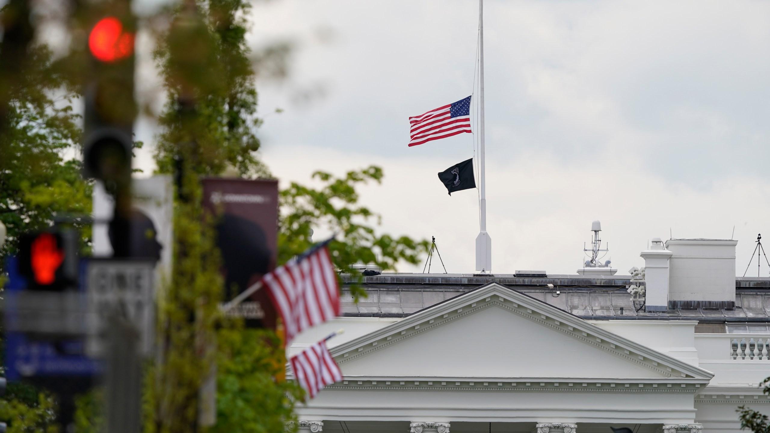 White House Flag