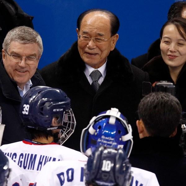 Thomas Bach, Kim Yo Jong