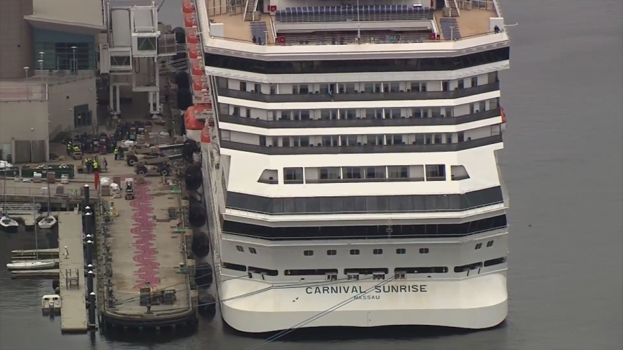 Carnival president says cruises will sail from Norfolk again starting in May 2022