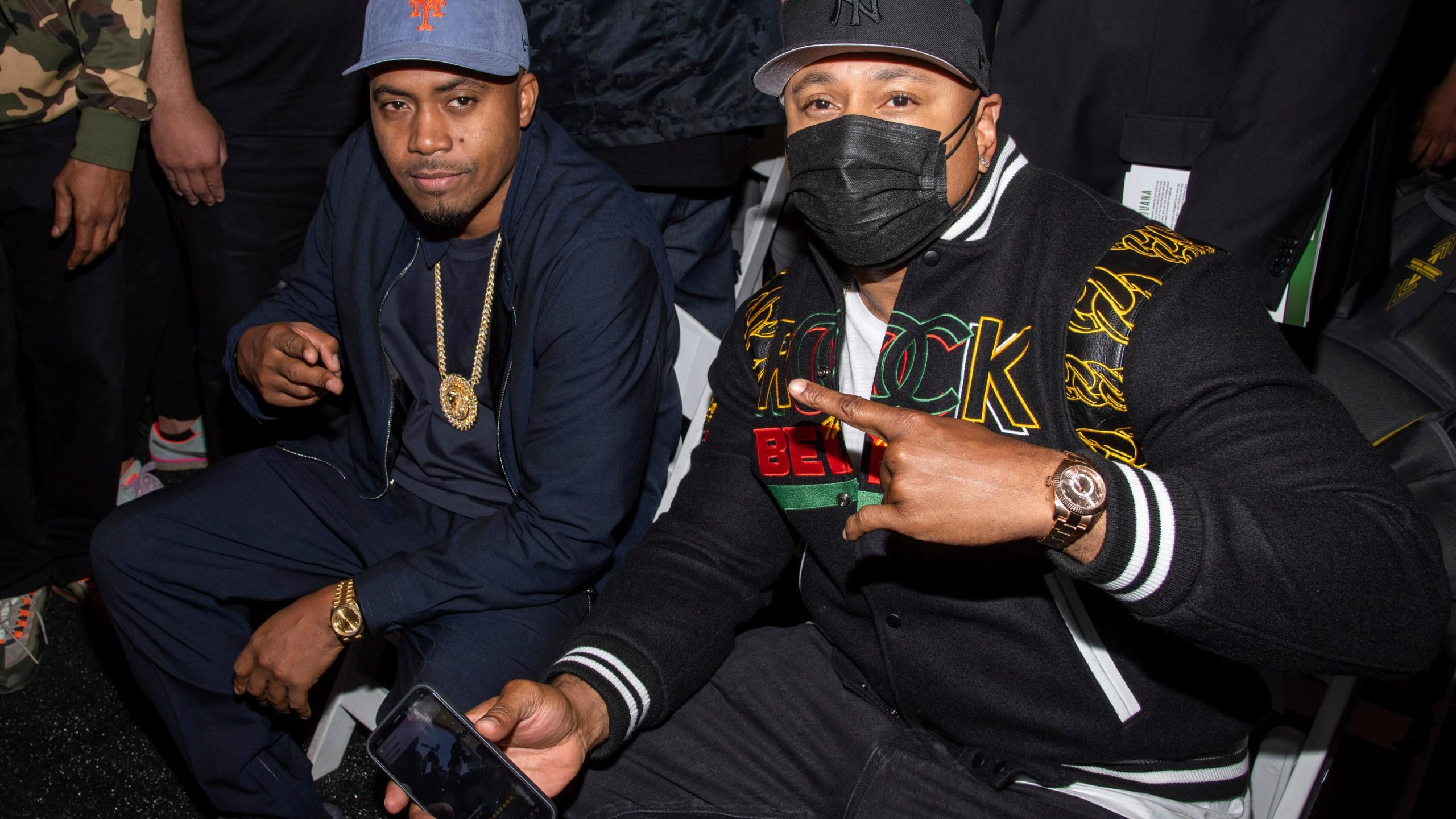 LL Cool J, Nas