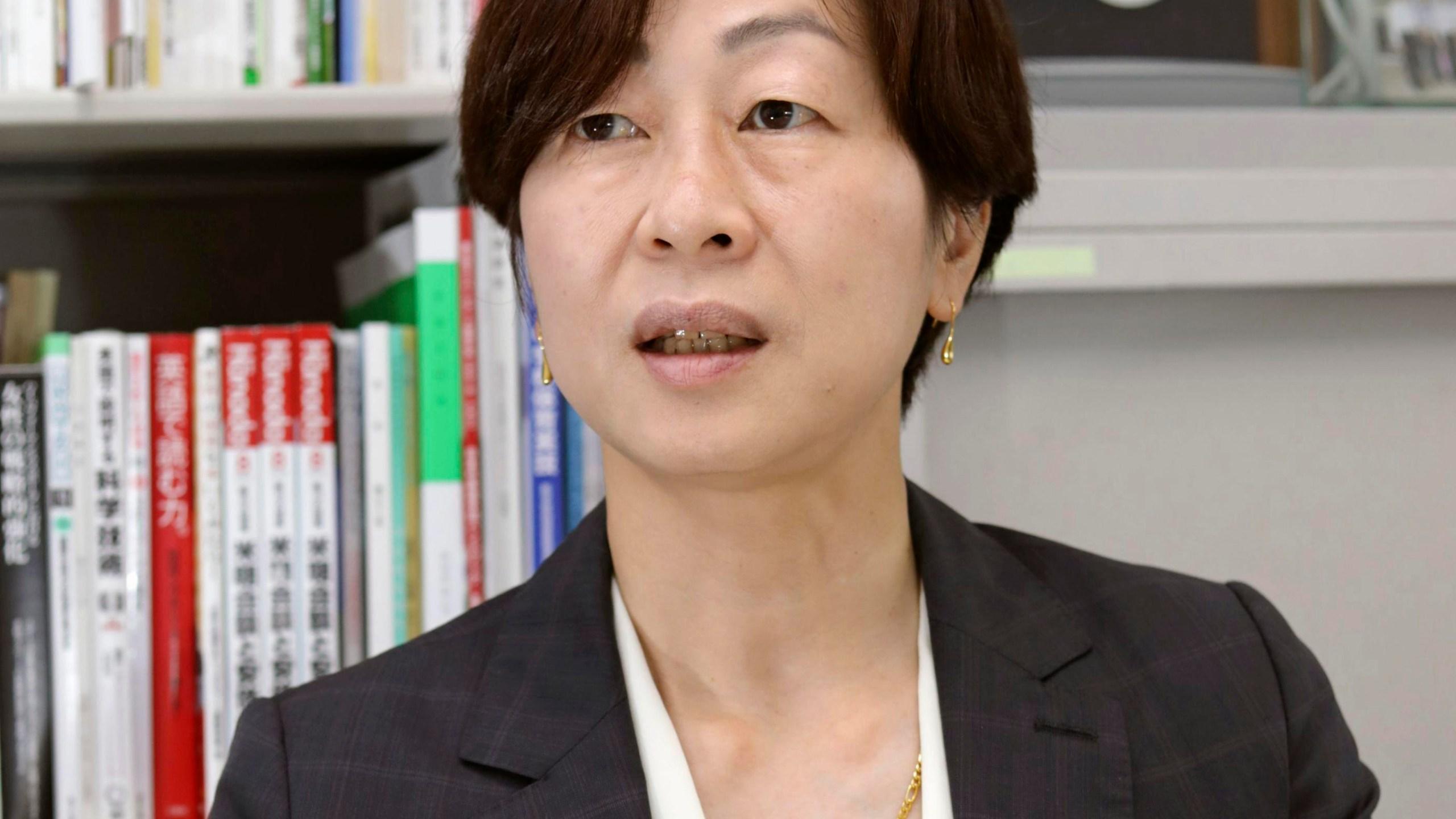 Kaori Yamaguchi